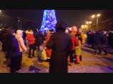 Заключительный медленный танец.Новогодняя ночь г.Жуковский zhukovskiy