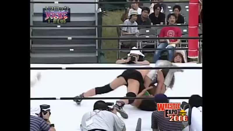 Rebecca Knox (Becky Lynch) vs. Kyoko Kimura (2006820)