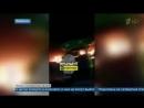 53.Пожар в Зимняя вишня. Горит торговый центр Кемерово
