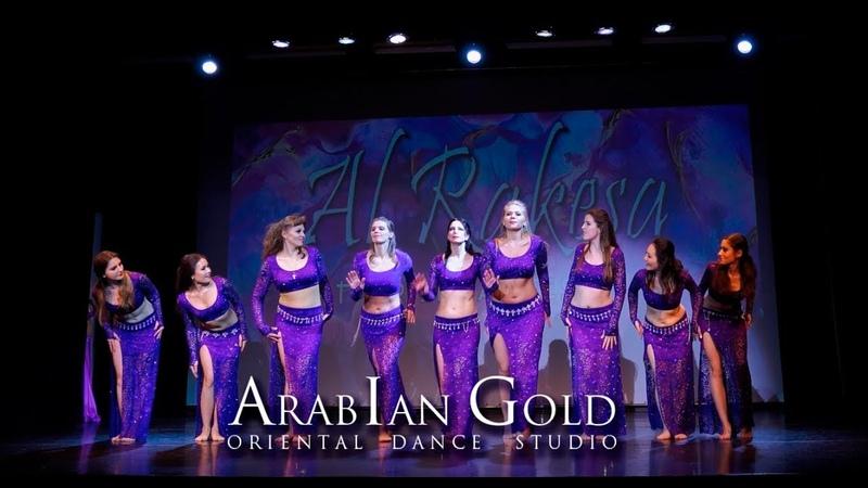 Arabian Gold. Tabla solo by Chronis Taxidis. AL RAKESA Art Oriental Festival III. Moscow 2019