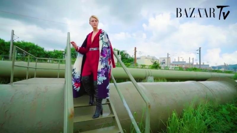 Harper's Bazaar, September 2018, Hong Kong 🇭🇰