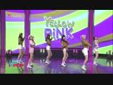 Lipbubble - Yellow Pink @ Simply K-pop 181116