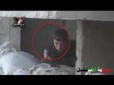 Ликвидация террориста. Работа снайпера (Сирия)