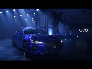 Presentation Genesis G70 2018