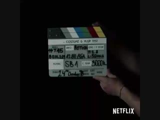 Короткий тизер Ведьмака от Netflix.