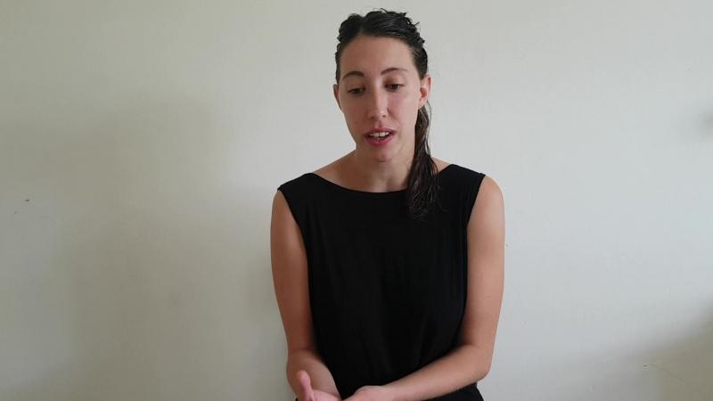 Shira Ben Uriel, Hello Video for LOOK@DANCE ISRAEL