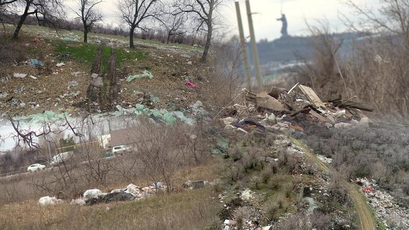 В Волгоградской области мусорный бизнес отказывается выходить из сумрака