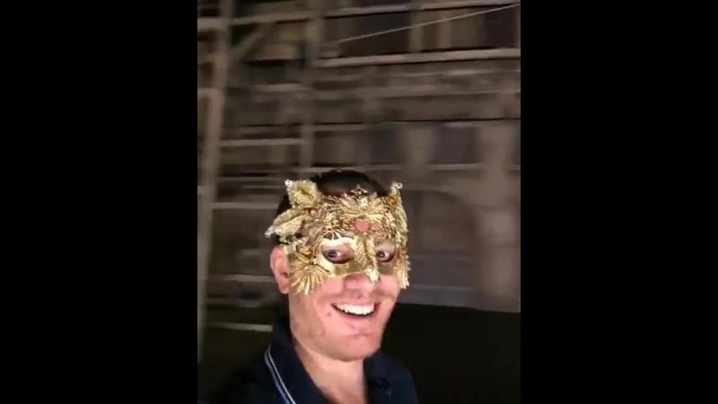 The Phantom Of The Opera -Эрнани, пробы в Ла Скала.