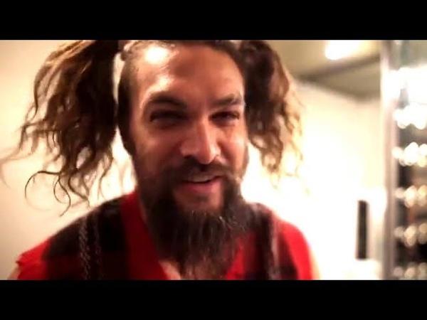 Jason Momoa - funny momets