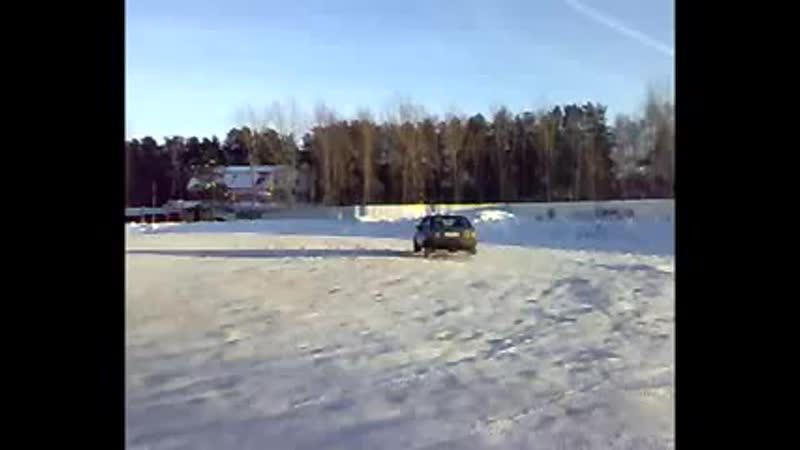 Лёд и иж2126