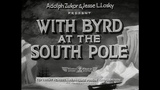 With Byrd at the South Pole 1929-1930 Antarctic Expedition