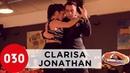 Clarisa Aragon and Jonathan Saavedra No me lo digas ClarisayJonathan