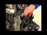 VW замена ремня ГРМ 1.9 TDI