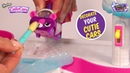 "SHOPKINS CUTIE CARS How to use Splash 'n' Go Spa Wash"" Playset Color Change Cuties Season 3"
