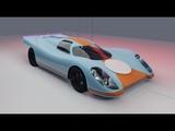 Blender Modelling | Porsche 917 | EEVEE