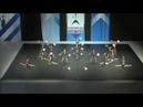 Cheerleading .Senior Pom Hungary UD Cheerleaders.