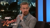Ryan Gosling on Space Food & Space Bathrooms