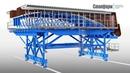 Опалубка СТАЛФОРМ 3D проектирование Formwork 3D Modeling