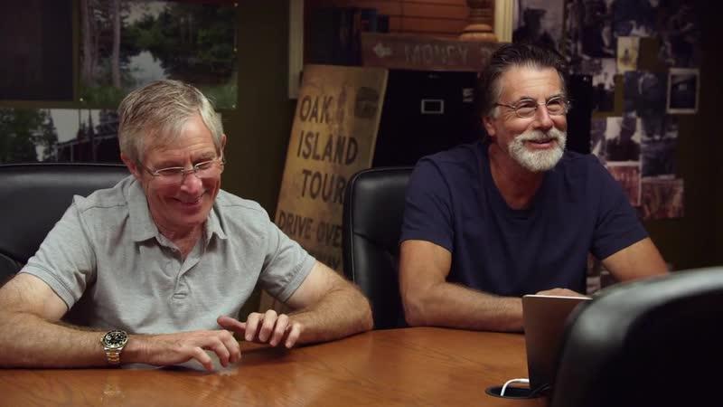Проклятие острова Оук The Curse of Oak Island S06E21 Seismic Matters.