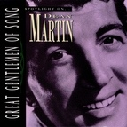 Dean Martin альбом Great Gentlemen Of Song / Spotlight On Dean Martin
