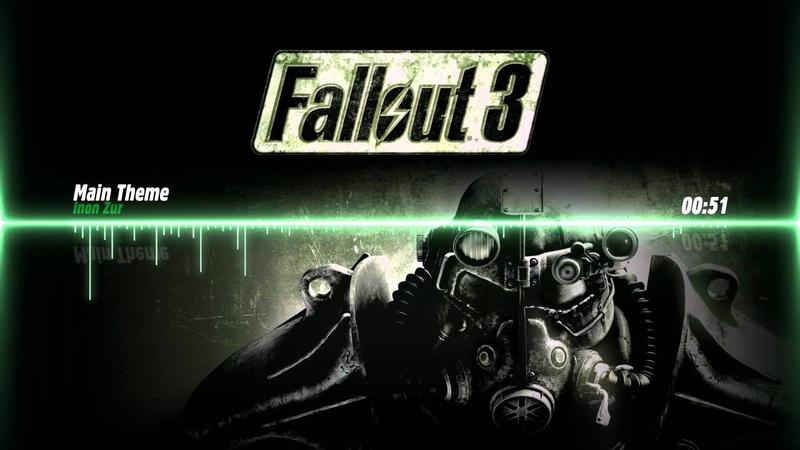 Fallout 3 Soundtrack - Main Theme by Inon Zur