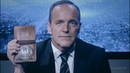 Колсон выступает в новостях Агенты Щ.И.Т. 4 сезон 19 серия