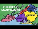 How Did The Boroughs Of New York Get Their Names