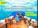 ITHAA Undersea restaurant Conrad Maldives ресторан под водой на Мальдивах