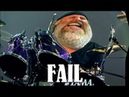 Lars Ulrich being a mess for 2 minutes