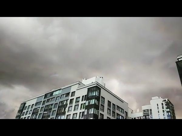 Во время дождя в Петербурге сегодня. спб санктпетербург гроза