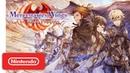Mercenaries Wings The False Phoenix Launch Trailer Nintendo Switch