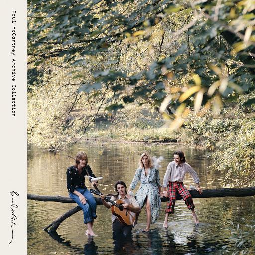 Paul McCartney альбом Wild Life (Special Edition)