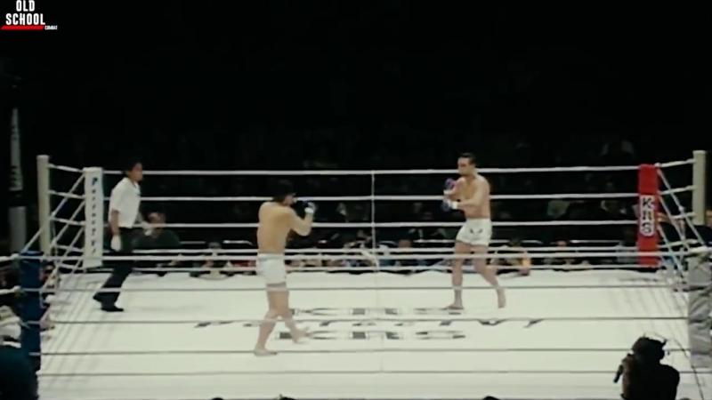 Old School Combat MMA PRIDE 2 Дебют Марка Керра и Казуши Сакурабы ОБЗОР Eng Sub
