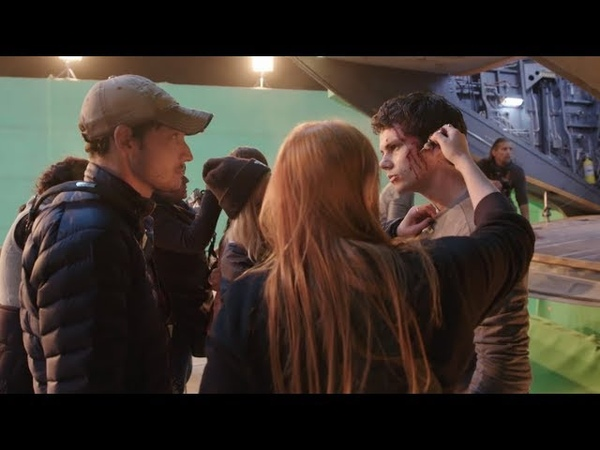 Maze Runner The Death Cure Behind the Scenes Movie Broll