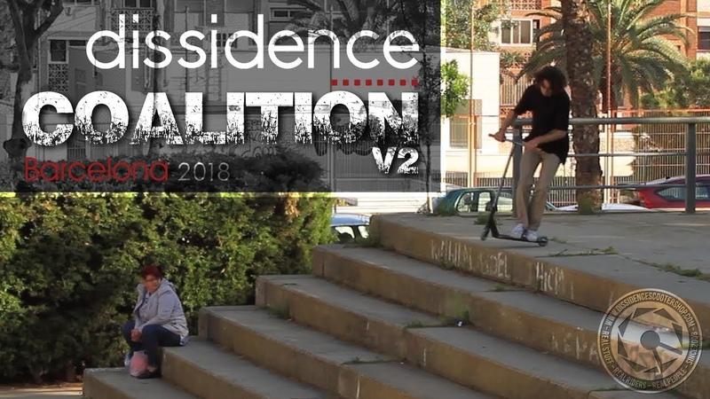 Dissidence Coalition V2 Nick Tedrick, Didine Terchague, Kai Saunders, Jake Sorensen, Rudy Garcia