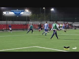 Видеообзор матча IB FC 1:3 LX United