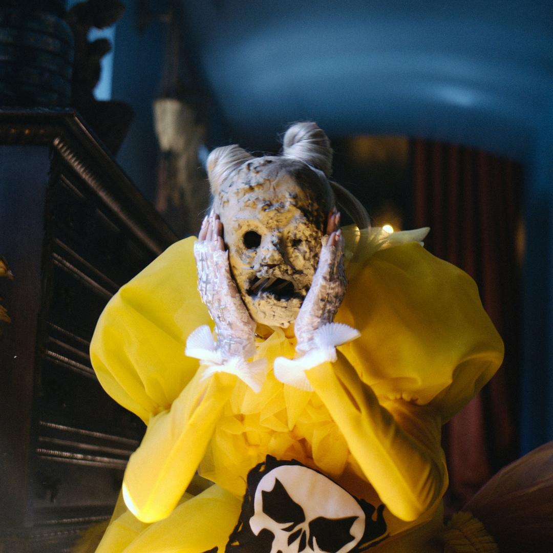 Poppy - Scary Mask (Single)