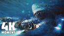 Первая встреча с акулой - Мег Монстр глубины 2018