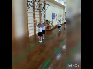 Акробатика сад 35 группа 1Тренер Шихваргер Даниил Артурович