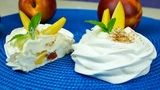 Нереально вкусные пирожные ПАВЛОВА