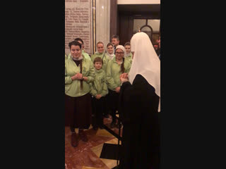 «Православные Добровольцы» поздравляют с новым годом и наступающим Рождеством