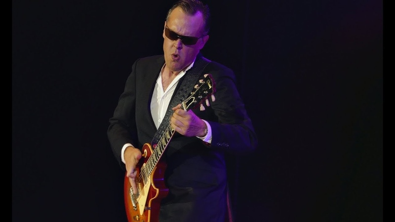 Joe Bonamassa Just 'Cos You Can Don't Mean You Should Helsinki Ice Hall Finland Sept 22 2018