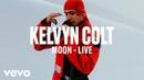 Kelvyn Colt - Moon (Live) | Vevo DSCVR ARTISTS TO WATCH 2019