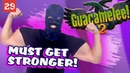 Must Get Stronger! Guacamelee! 2 Game Movie Sketch