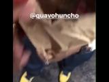 Quavo дарит Lil Yachty $21,000 на день рождения