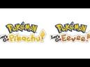 Pokémon: Let's Go, Pikachu! Let's Go, Eevee! Music: Champion Battle