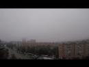 Тайм Лапс 24.09.18 спускается туман