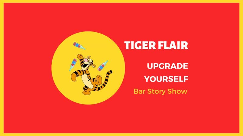 Tiger Flair Upgrade 1