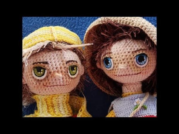 Akril babaszem készítése - how do i make acryl doll eyes