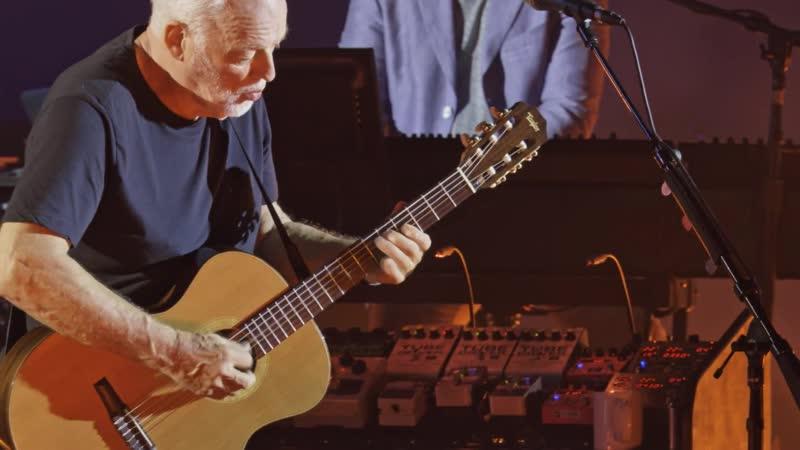 David Gilmour - High Hopes (Live 2016) [HD 1080]